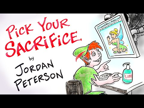 Choose Your Sacrifice - Jordan Peterson's Best Advice to Young Adults