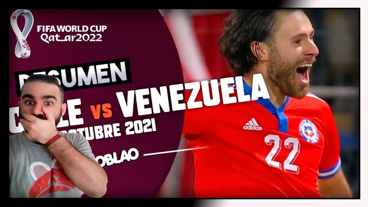 ESPAÑOL REACCIONA a CHILE VS VENEZUELA   DOBLAO
