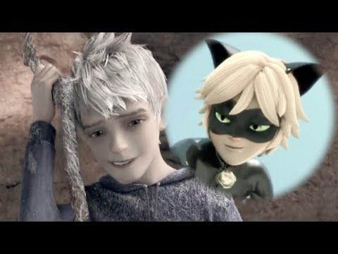 Like A Cat- Jack Frost&Cat Noir (JackNoir)