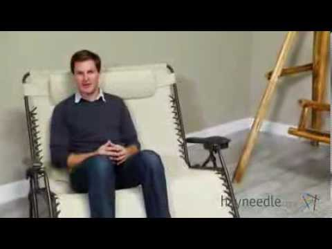 Coral Coast Zero Gravity Loveseat - Toffee - Product Review Video