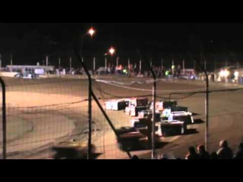 DTWC PRP Late Model B-Mains 10-19-2013
