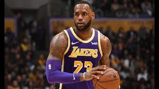 LeBron James Laker fans go WILD over clutch three point s hot to beat Pelicans