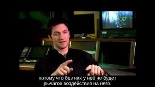 Ричард Армитидж: об отношениях Гая и Мэрион с русскими субтитрами