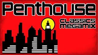 Penthouse Classics Megamix (90's reggae/dancehall) - FULL