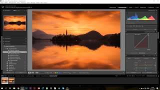 Episode 02 : retouche d'un lever de soleil avec Lightroom