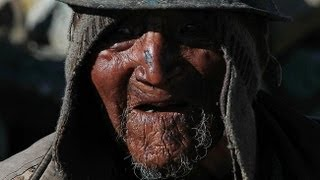 Oldest Man In The World 123 Yrs Old - Carmelo Flores Laura