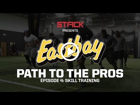 Eastbay Path to the Pros Episode 4: Skill Training