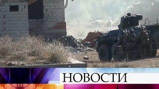 Во время спецоперации в Дагестане ликвидированы два боевика.