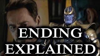 Captain America Civil War: ENDING EXPLAINED!