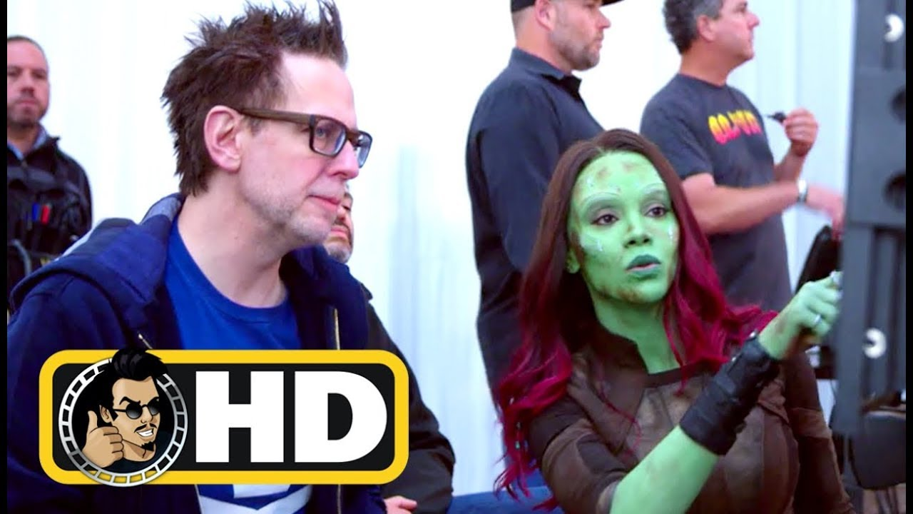 GUARDIANS OF THE GALAXY 2 (2017) Featurette - Working with James Gunn |FULL HD| Marvel Superhero