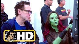 GUARDIANS OF THE GALAXY 2 (2017) Featurette - Working With James Gunn  FULL HD  Marvel Superhero