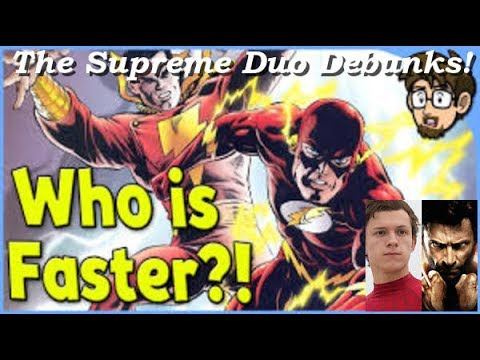 Debunk: Is Shazam Really Faster Than The Flash?