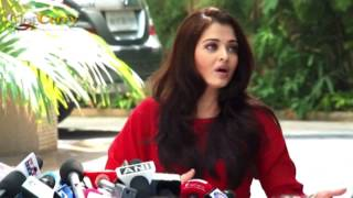 Aaradhya Bachchan sung Happy birthday to mom Aishwarya Rai