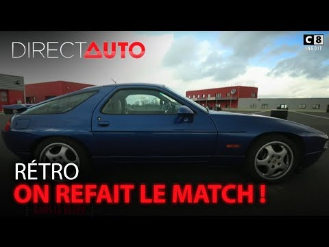 Ferrari F355 vs Porsche 928 GTS, on refait le match