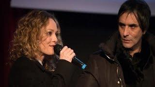 Vanessa Paradis et Samuel Benchetrit, leur complicité affichée aux Aux