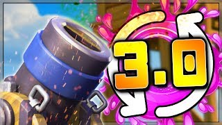 *UPDATED* MORTAR CYCLE DECK AFTER CLAN WARS UPDATE || 4800+ Mortar Skeleton Barrel Bait Deck!