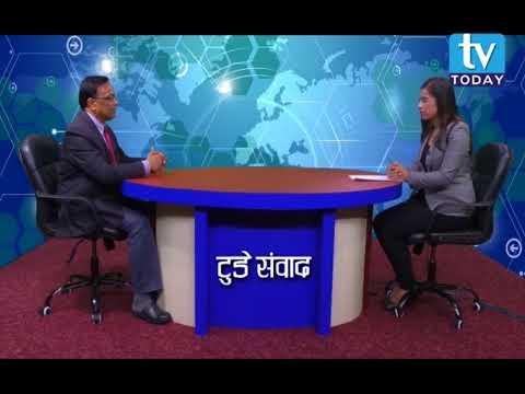 Ramdeep Saha, Chairman, SOPHEN Talk show on TV Today Television