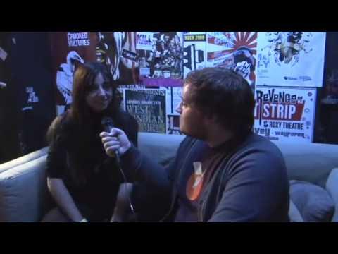Paz Lenchantin(The Entrance Band ) Interview
