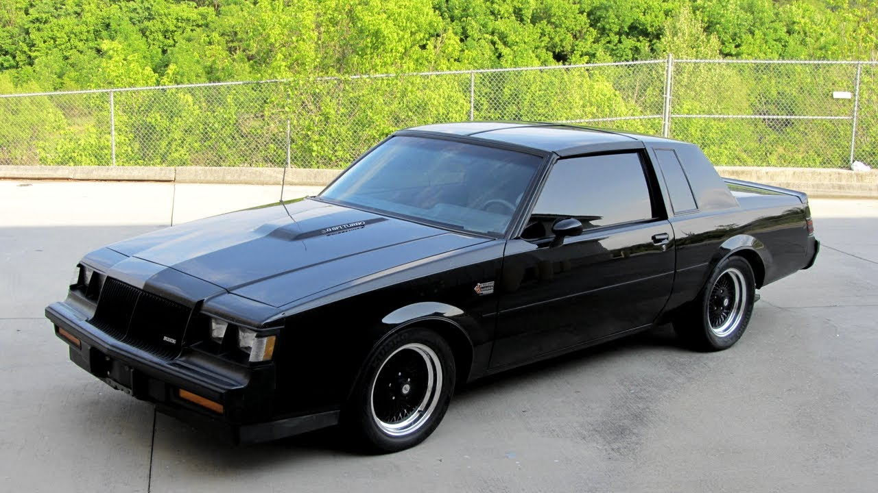 2015 Buick Grand National >> Buick Grand National Intro & Overview - YouTube