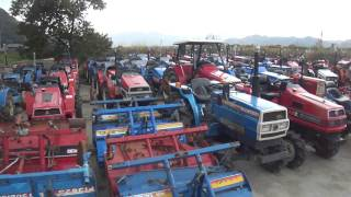 JAPAN TRACTORS from SunRoutejapan Co.,ltd