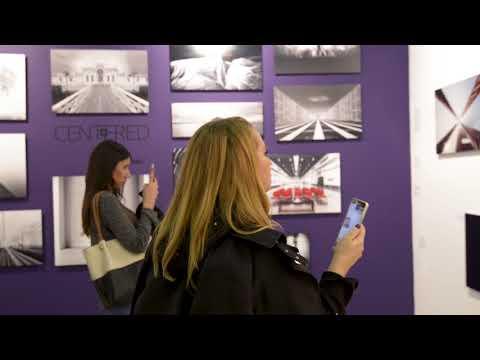 "GuruShots ""Centered"" exhibition - International Art Fair Thessaloniki, Greece"
