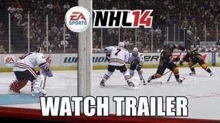 NHL 14 One Touch Dekes Gameplay Trailer