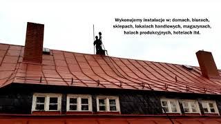 Usługi kominiarskie uszczelnianie komina okresowa kontrola kominiarska Wrocław Kom-Max