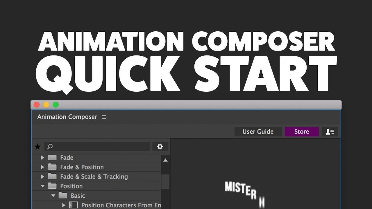 Animation Composer Review   The Most Handy After Effects Plugin