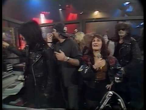 Nikki Sixx 1990
