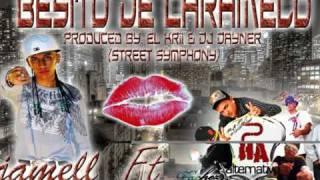 jamell feat 2ha besito de caramelo prod by el krii dj dayner