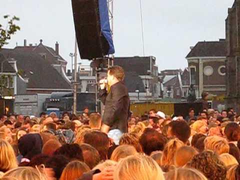 Wolter Kroes   Sjalalala Geniet van elke dag, Tros Muziekfeest 26 mei 2009   NIEUWE SINGLE !!
