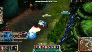 League Glitches: Flying Udyr and flash attacking minions