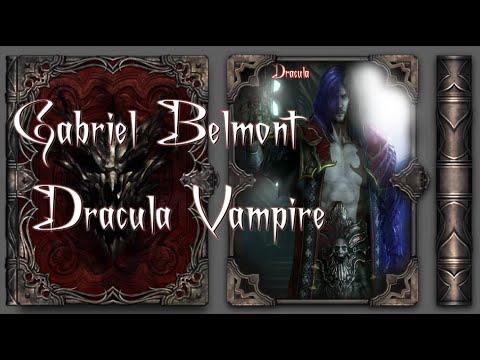 Castlevania Lords of Shadow - Gabriel dies & becomes Dracula vampire