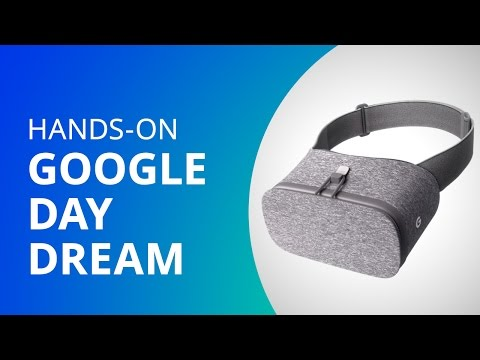 Daydream Google VR [Hands-on]