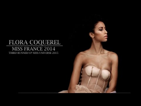 [MISS FRANCE'S STORY] Flora Coquerel - Miss France 2014 👑👸