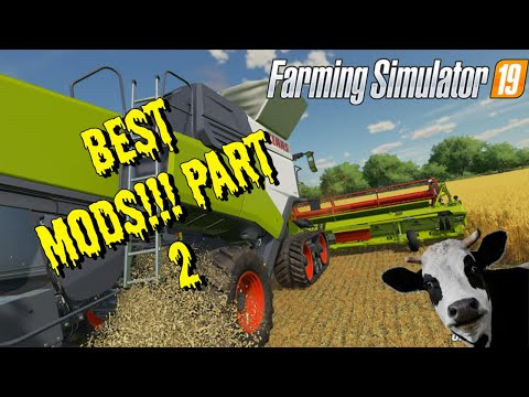 BEST Mods In Farming Simulator 19   Part 2  