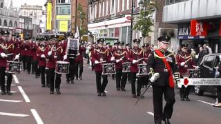 Full Clip 100th Anniversary of the Balmoral Review  2012