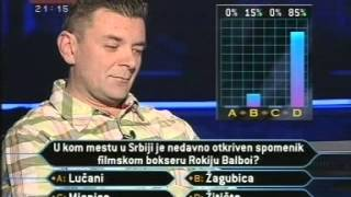 TV 17 12 2007  milioner-nebojsa brocic