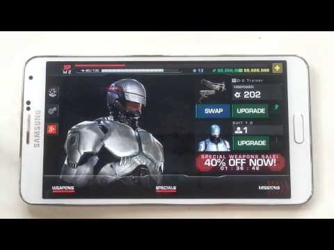 RoboCop Gameplay Android & IOS Unlimited Money HD