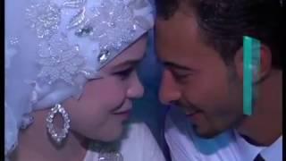 عريس وعروسه فى قمة الرومانسيه  شاهد قبل الحذف