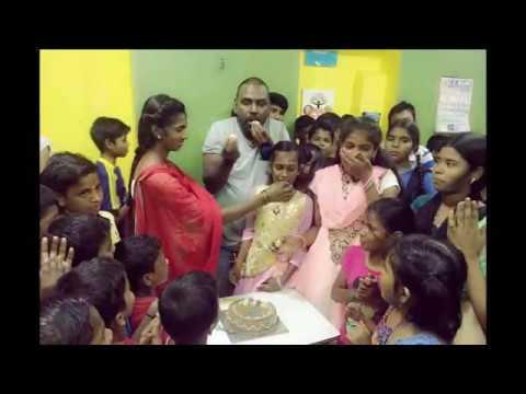 Raghava Lawrence Trust Children's Day Celebration