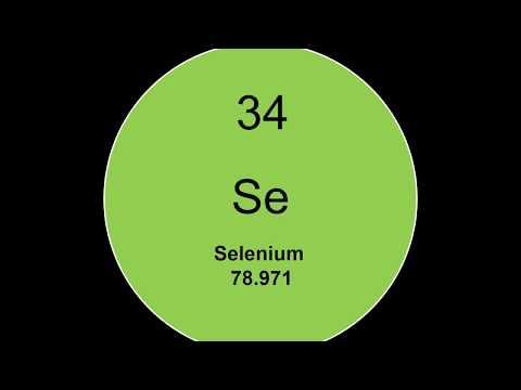 Element 34- Selenium Facts