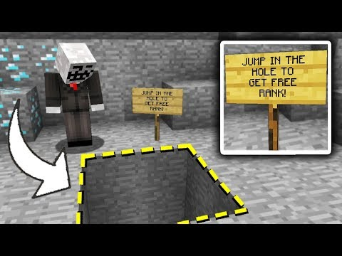 FAKE FREE RANKS TRAP! | Minecraft FACTIONS #401 (INSANE!)