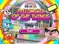 Games: Amazing World of Gumball - The Fellowship of the Things (Part 2)