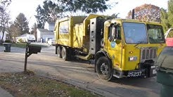 City of Columbus: Black Friday Trash Collection