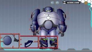 СОБЕРИ РОБОТА Robot Max Hero