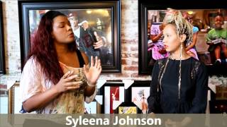 EXCLUSIVE! Syleena Johnson: R&B Divas, Faith Evans & Nicci Gilbert