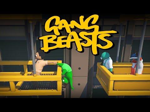 MUERTOS DE RISA - GANG BEASTS ONLINE | Gameplay Español