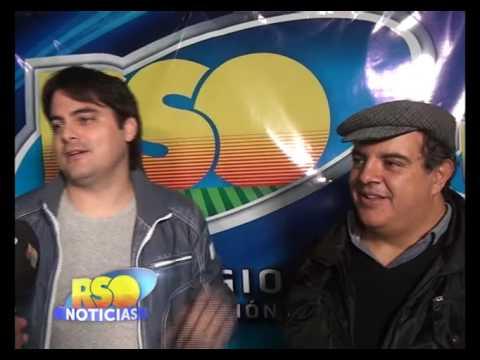 TEDY TESSEL   MARCOS RUIZ   PRESENTO SU CD