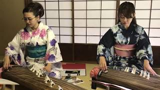 Traditional Koto Private Class at the Tokyo National Museum